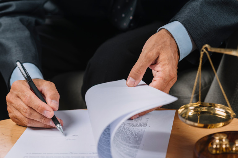 Оформление любых документов в суд